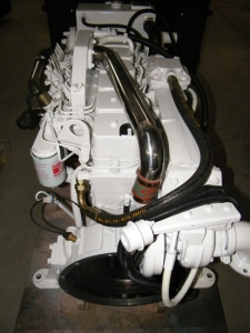 cummins 6BTA5.9-M120 marine diesel engine