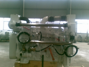 6LTAA8.9-M315 Cummins marine engine