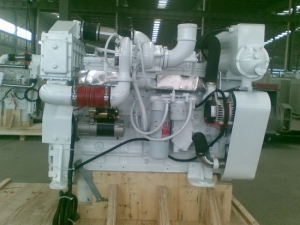Cummins 6LTA marine propulsion engine