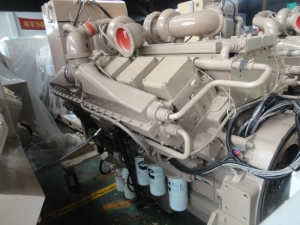 Cummins marine inboard engine KTA38-M0