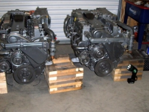 Yamaha marine diesel engine for