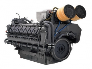 MWM propulsion engine TBD620V8 TBD620V12