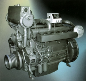 Deutz TD226B-4C1 marine engine 70kw/1800rpm