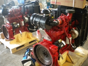 Cummins 4BT3.9C construction engine