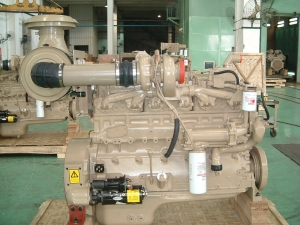 Cummins NTA855C360 diesel engine for