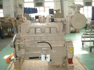 NT855C250 Cummins diesel engine for