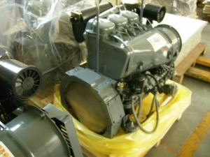 Deutz F3L912W diesel engine for